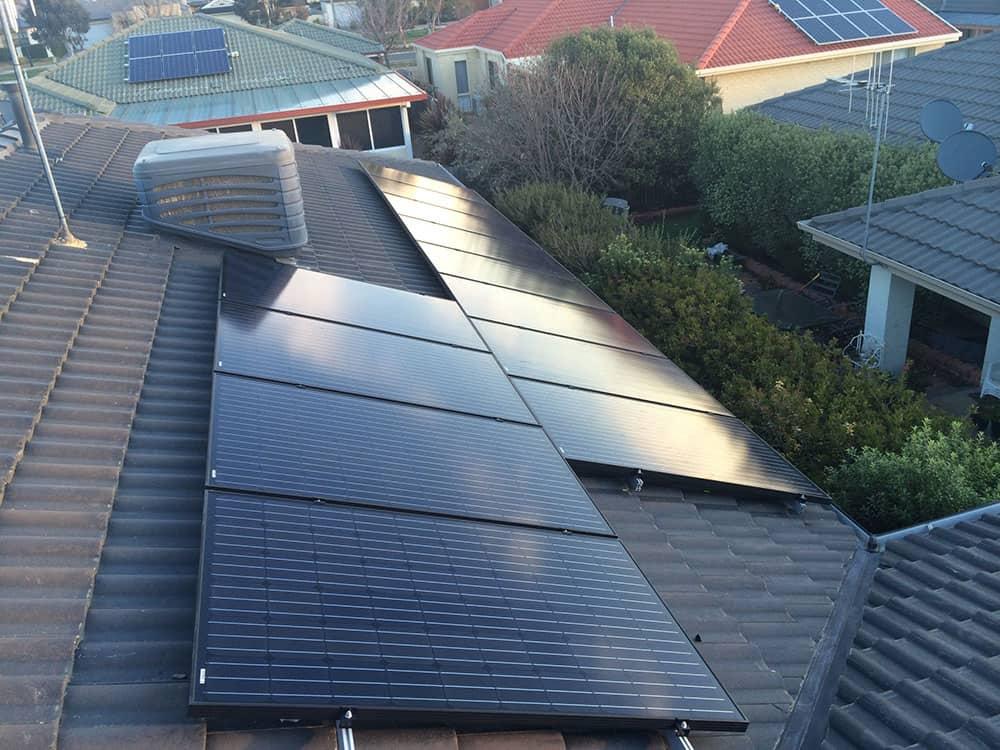 solar panel companies adelaide