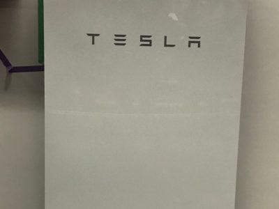 Tesla Power Wall 2
