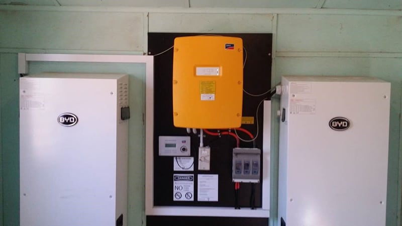 battery storage systems adelaide
