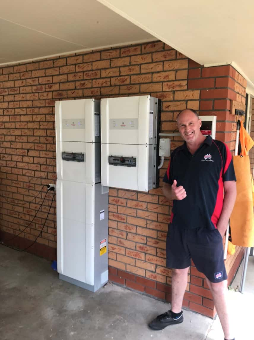 Battery Storage Systems Adelaide Allstate Solar Is Sa S